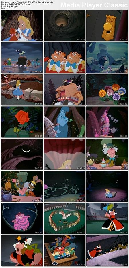 Alice I Wonderland Dvdrip