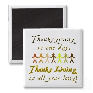 Inspirational Thanksgiving Magnets for Your Church Fall Festival
