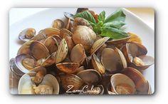 Muscheln in Weißweinsoße - Original italienisches Grundrezept für Vongole