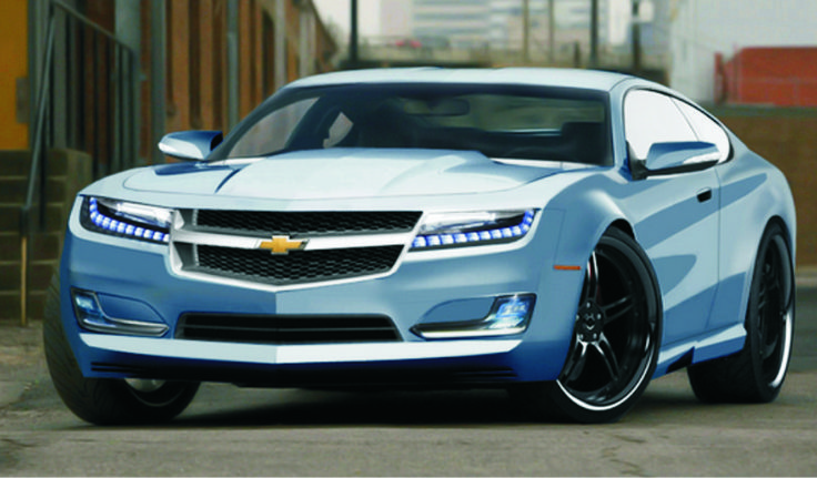 New Chevy Concept Cars