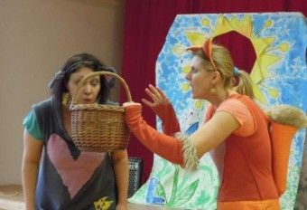 DK AKORD | Program Kurzy | Kalendář akcí | Pro děti | Tajuplná Země - Myška…