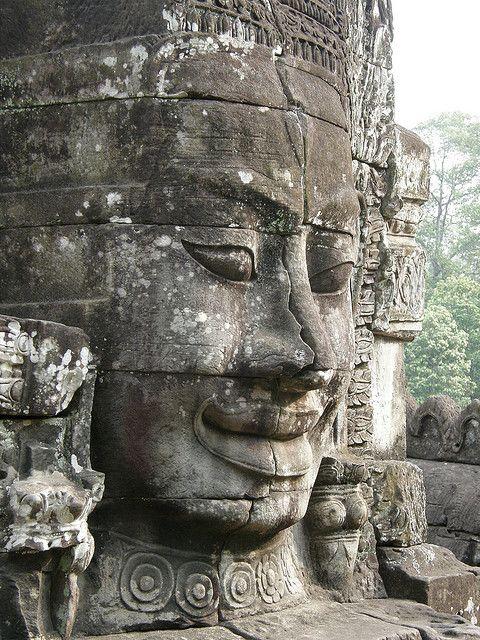 ....temple at Angkor Wat