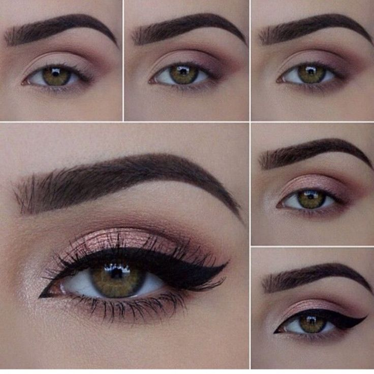 Easy 6 step makeup 💁💁