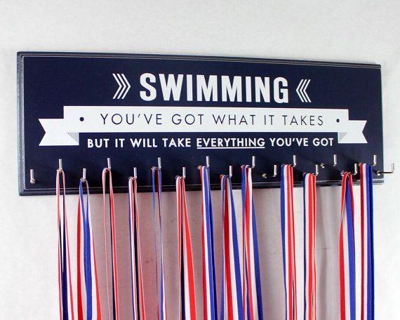 El equipo de natación era la vida para Katie.