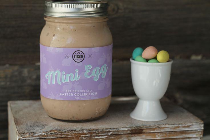 Mini Egg Gelato