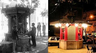 Quiosque do Refresco: Praça das Flores, Príncipe Real, Camões (Lisboa)