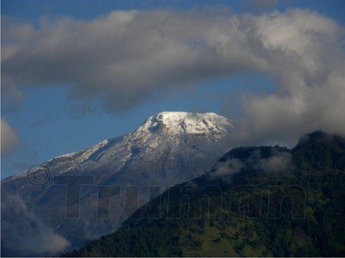 Vertiente Sur del Nevado del Tolima