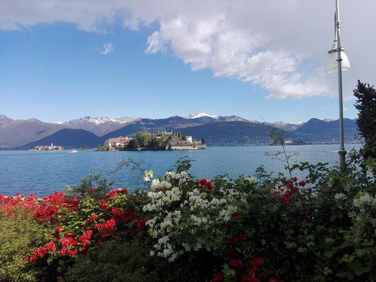 Guided tours on lake Maggiore