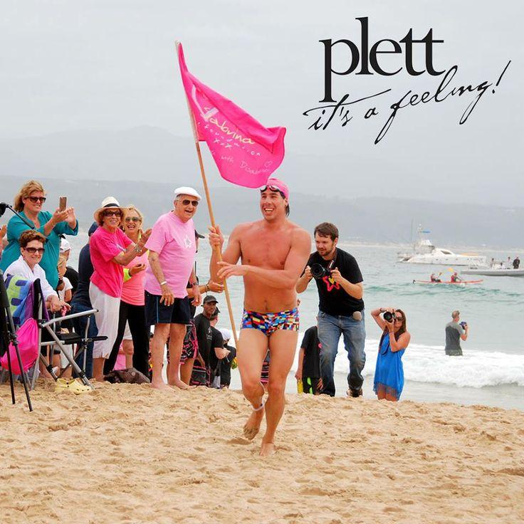 Sabrina Love Ocean Challenge, Plett, South Africa #openwaterswim