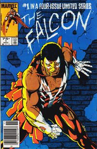 The Falcon #1 November 1983 [Canadian Newsstand Edition]