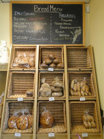 17 Best Images About Kitchen Layout On Pinterest Bread Display Bread Baskets And Bakery Design