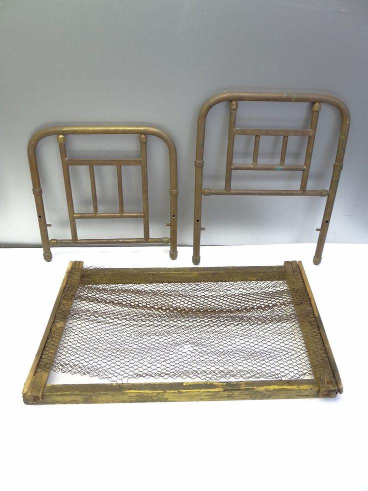 12 Best Images About Antique Iron Beds On Pinterest Cast