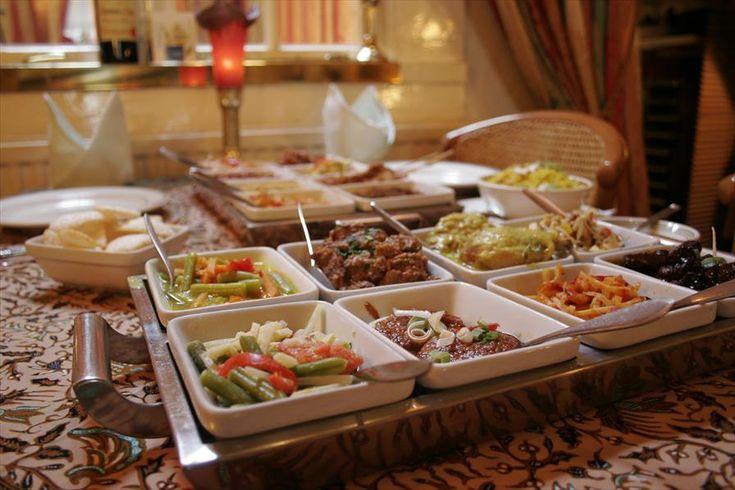 Indonesisch restaurant Cilubang  9 straatjes Amsterdam