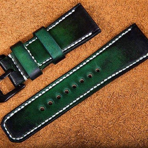 Hulk strap. Designed for #sevenfriday, Watchstrap leather handmade for Sevenfriday