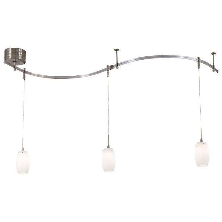 Kovacs GK P8003-1 3 Light Contemporary / Modern Monorail Mini Pendant Kit  from t - Best 25+ Contemporary Track Lighting Kits Ideas On Pinterest