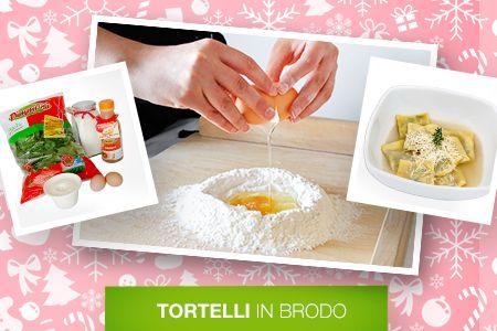 A #Natale stupite tutti a tavola proponendo questi tortelli con erbette, #speck e ricotta in brodo  Scopri le #Ricette di Silvia: http://www.dimmidisi.it/it/dimmicomefai/le_ricette_di_silvia/article/tortelli_con_erbette_speck_e_ricotta_in_brodo_di_carne_e_verdura.htm - #dimmidisi #cucina #ricetta #recipe #cooking #cuisine #tortellini #christmas #holiday