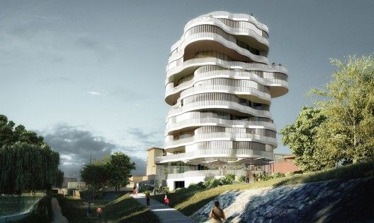 © Farshid Moussavi Architecture