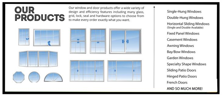 City Exteriors replacement windows options