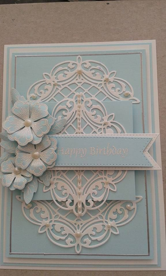 Handmade cards and crafts
