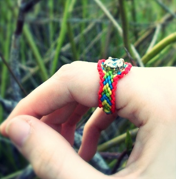 Friendship Ring DIY