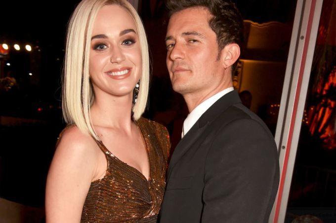 O motivo por trás do fim do namoro de Katy Perry e Orlando Bloom