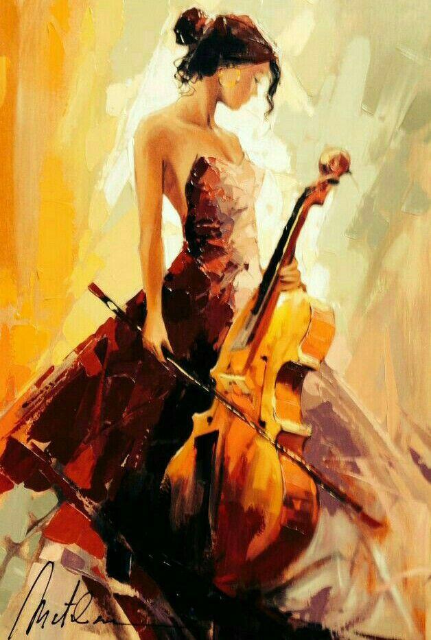 Pingl par litost resilente sur m sica pinterest - Dessiner un violon ...