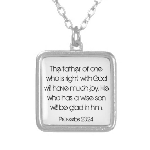 fathers day necklace charms
