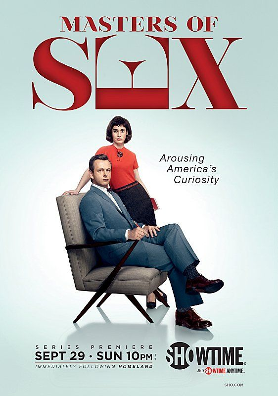 Masters of Sex (TV Series 2013– ) Showtime original series season 1- season 2 to air July '14