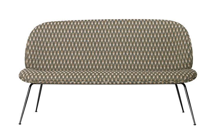 For your house Beetle Sofa from GamFratesi by Gubi on Vliving