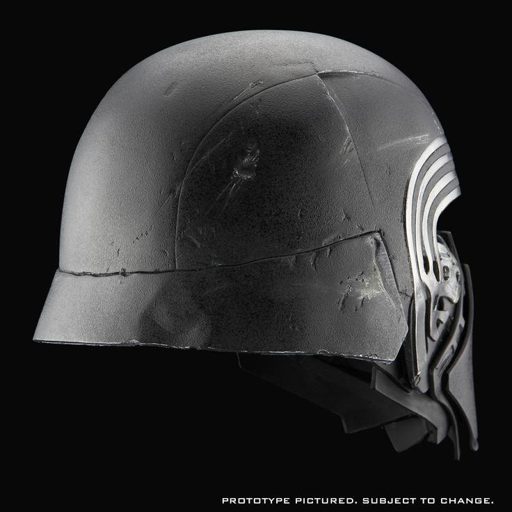 STAR WARS™: THE FORCE AWAKENS: Kylo Ren Helmet Premier Line Accessory (Pre-Order)