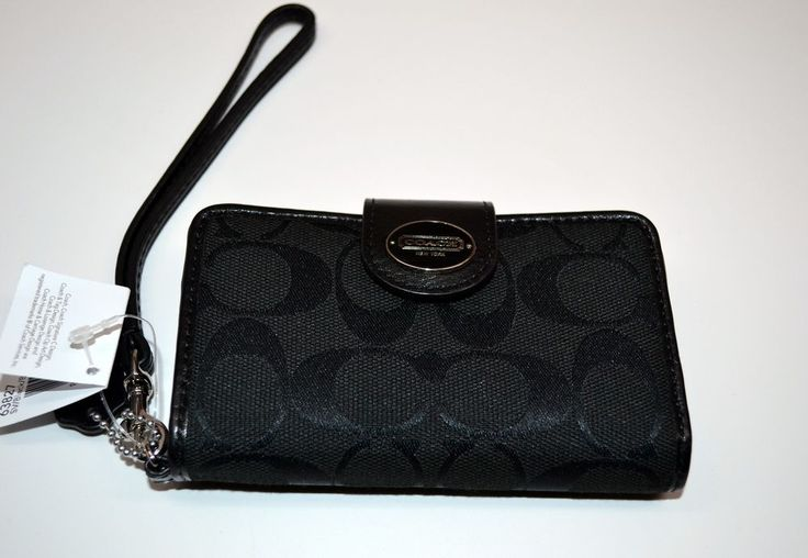 iphone 5 wristlet details about nwt coach legacy signature fabric iphone 5 11067