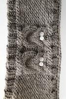 Ruby Knits: Owl Ear Warmer free pattern