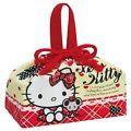 Hello Kitty Lunch Purse Cotton Bag Sa...