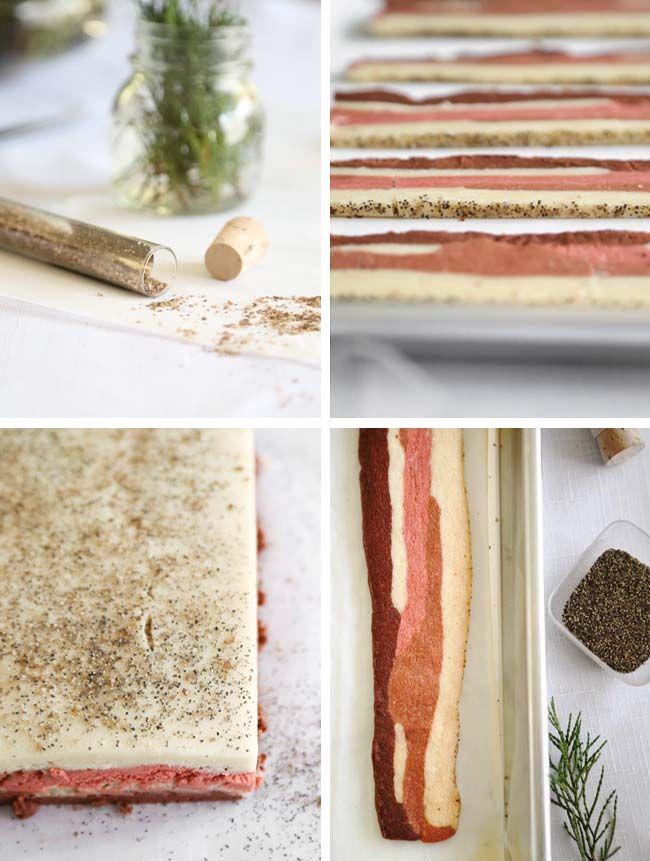 Sprinkle Bakes: Applewood Bacon Shortbread Cookies
