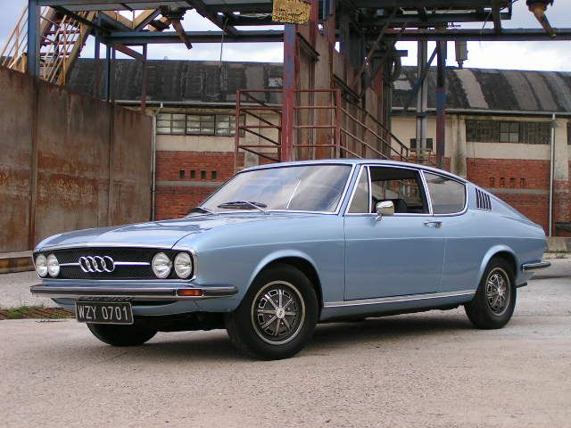 Audi Coupe 1972