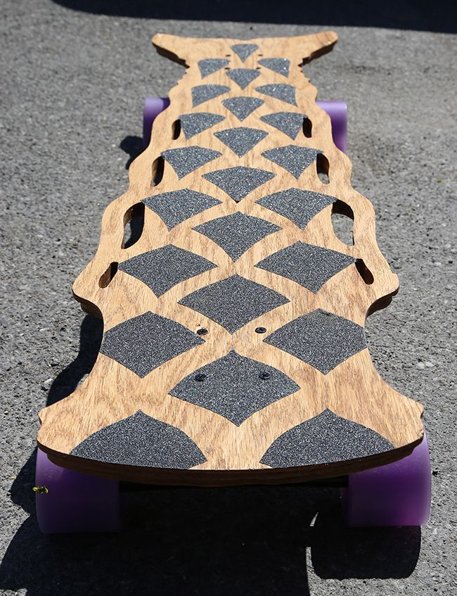 Longboard Design | Alex Nye Art