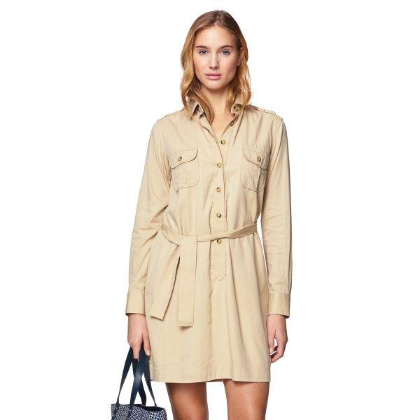 Safari #DamSkjortklänning - 2499 kr- Gant.se
