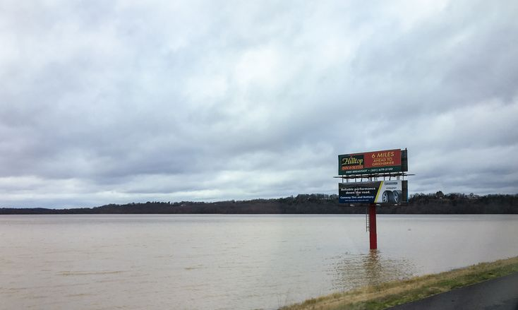 Flooding in the Midwest