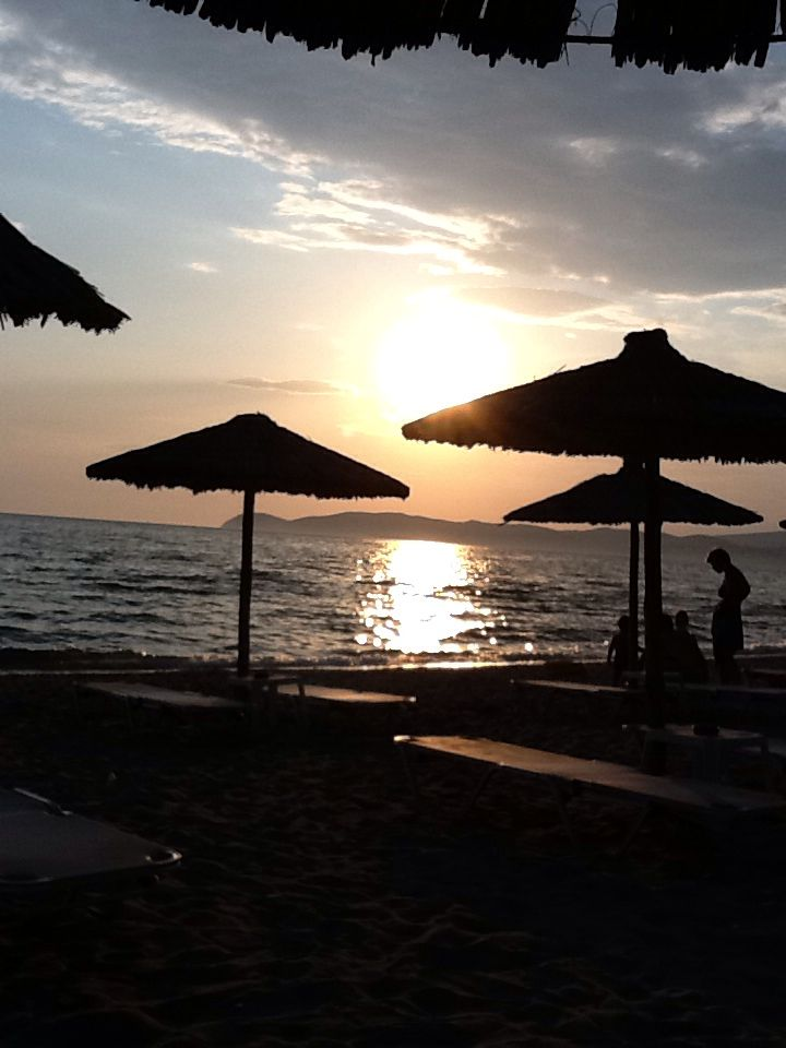 Loveley Potos Thassos Greece, Sea Breeze