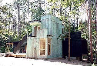 Casas ecologicas prefabricadas que conectan con la naturaleza - Casas Ecologicas