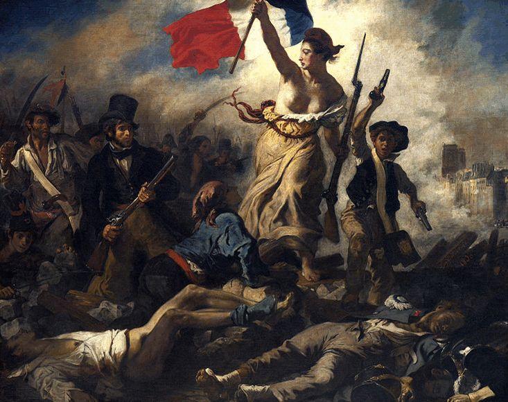 :: 프랑스 혁명기 상징물의 대결 : 성모 마리아와 영웅 헤라클레스