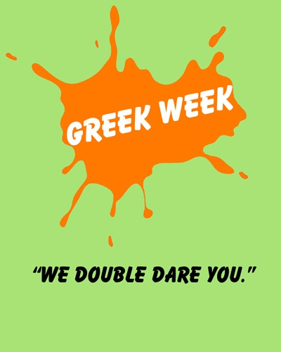 Our Greek Week shirts next year!