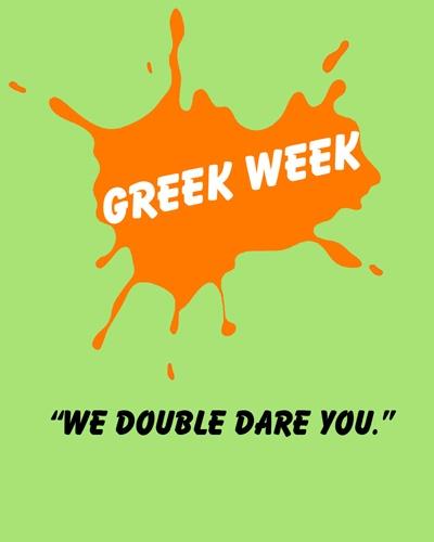 Our Greek Week shirts next year!