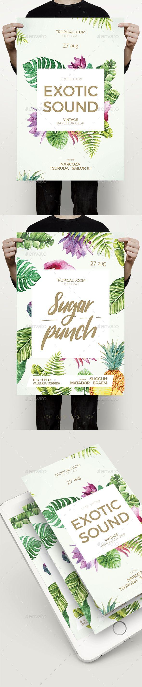 Tropical Flyer