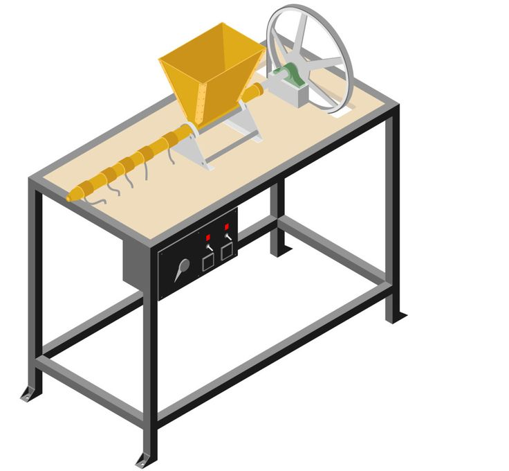 how to make a filament extruder