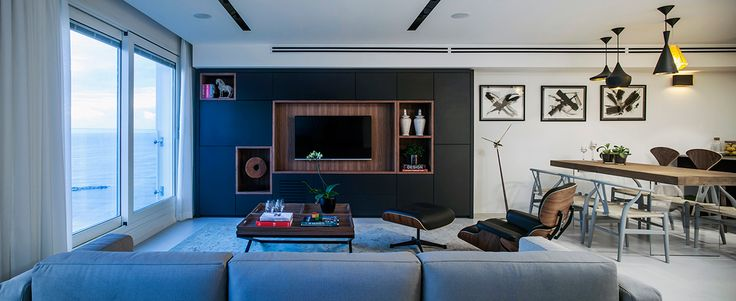 A Modern, Minimalist Apartment in Tel Aviv - Design Milk