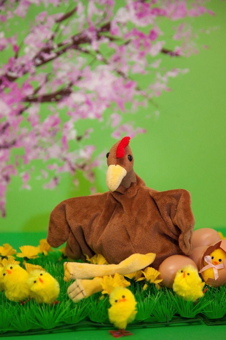Lente met Hennie de Hen