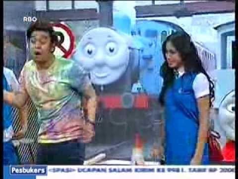 Pesbuker ANTV Karaokean Bareng Olga, Tara, Raffi, Oki, Jessica & Chand