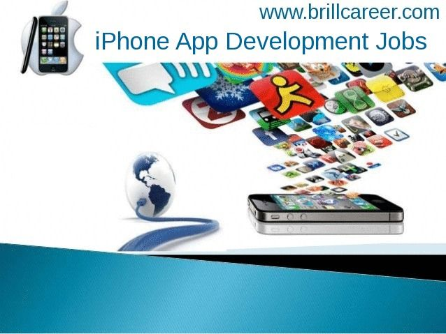 Become an iPhone developer at one of the top rated IT company in Mohali. Jobs available for Freshers in iPhone, iPod & iPad Development. You have to develop apps and games for iOS platform.