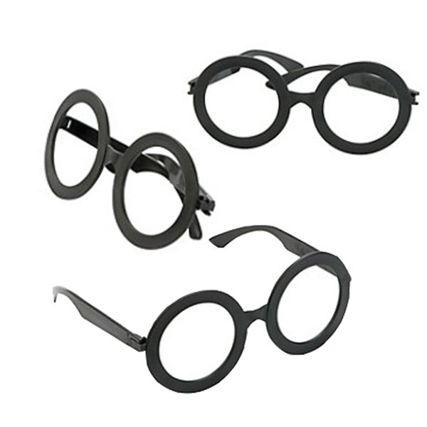 We all need some wizard glasses! #HarryPotter #HarryPotterParty
